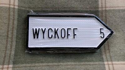 Irish Road Sign - Wyckoff