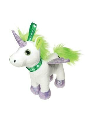 Irish Unicorn Doll