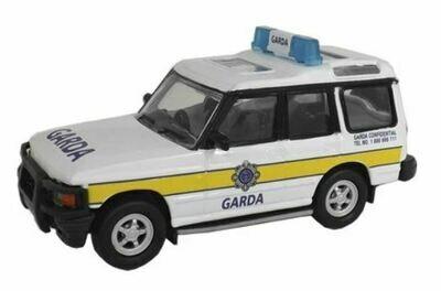 Diecast Irish Garda Jeep