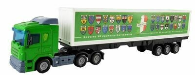 Diecast Irish Truck - 32 Counties