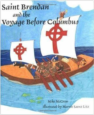 Saint Brendan and the Voyage before Columbus
