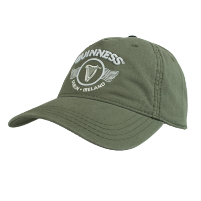 Guinness Embroidered Cap