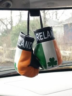 Irish Boxing Gloves