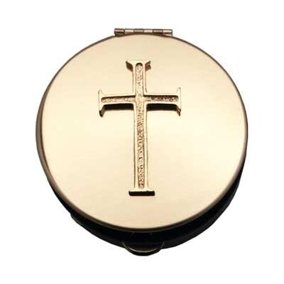 Latin Cross Pyx - Large
