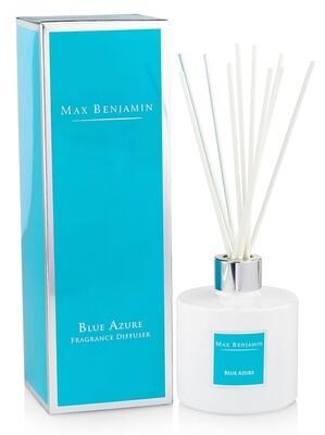 Max Benjamin Blue Azure Luxury Diffuser