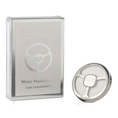 Max Benjamin White Pomegranate Luxury Car Fragrance