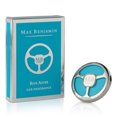 Max Benjamin Blue Azure Luxury Car Fragrance