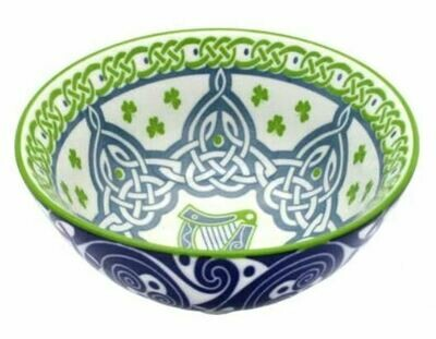 Irish Harp Bowl
