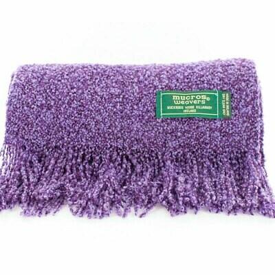 Skellig Scarf - Purple