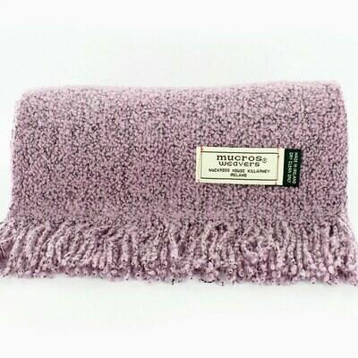 Skellig Scarf - Pale Pink