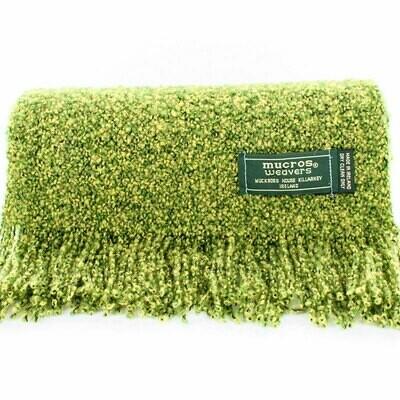 Skellig Scarf - Green