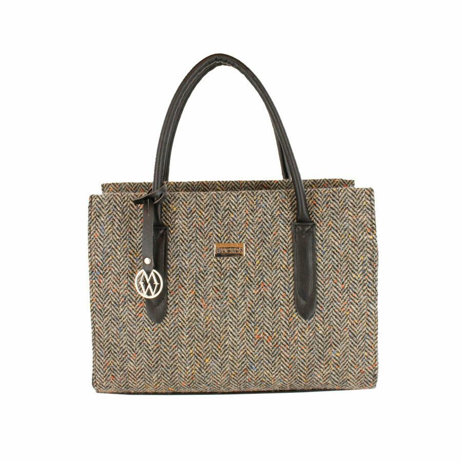 Aoife Bag - Light Grey
