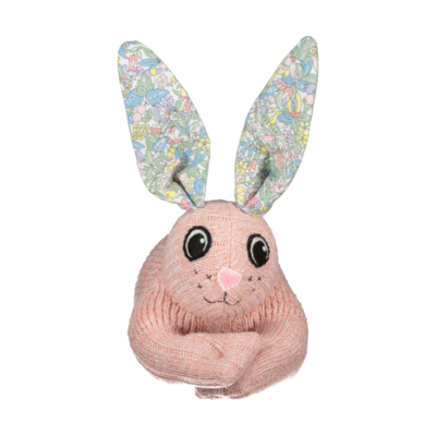 Marshmallow SockRabbit