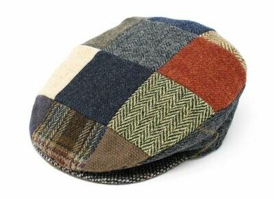 Vintage Cap - Patchwork Tweed