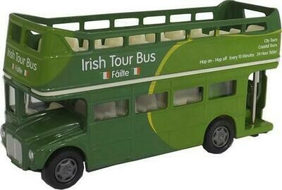Diecast Irish Open Top Bus