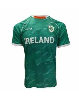 Lansdowne Adults Emerald Green Performance T-Shirt