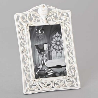 First Communion Frame - 9.25
