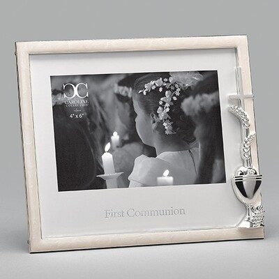 First Communion Frame - 6.75