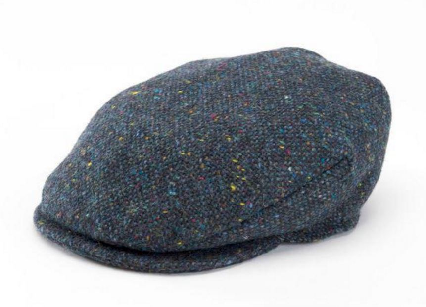 Hanna Hats - Vintage Cap - Ocean Blue