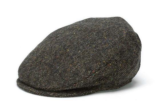 Hanna Hats - Vintage Cap - Brown S&P