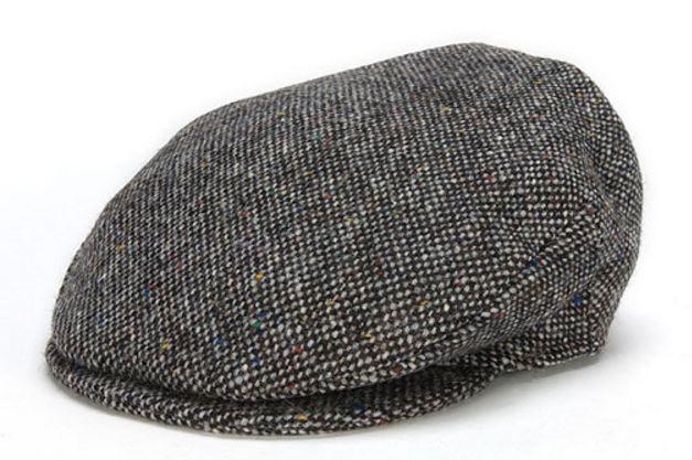 Hanna Hats - Vintage Cap - Grey S&P