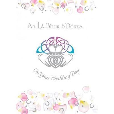 On Your Wedding Day - Claddagh Heart