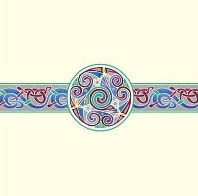 Celtic Circle Notelet