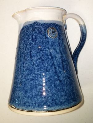 Large Jug - Hampton Blue