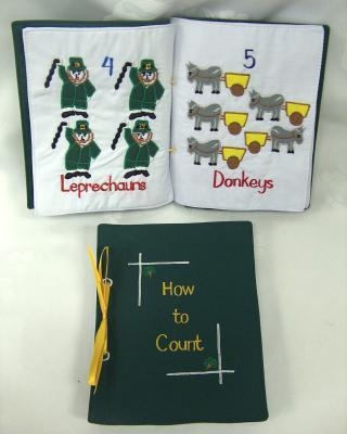 How to count book