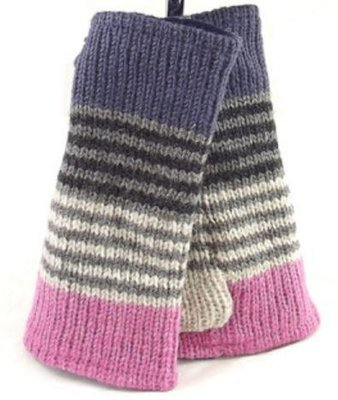 Handwarmers - Blue/Pink