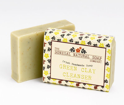 Donegal Soap Bar - Green Clay Cleanser