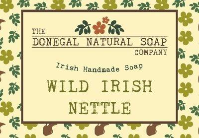 Donegal Soap Bar - Wild Irish Nettle