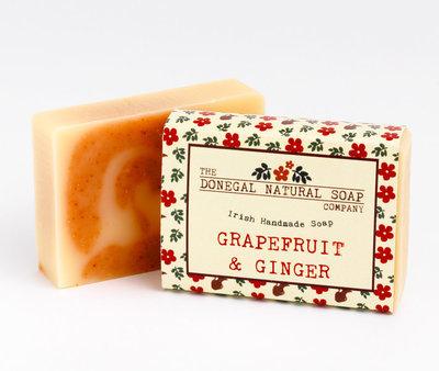 Donegal Soap Bar - Grapefruit & Ginger