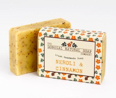 Donegal Soap Bar - Neroli & Cinnamon