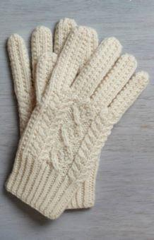 Aran Gloves Adult