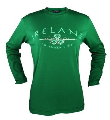 Ladies Emerald Isle Shirt