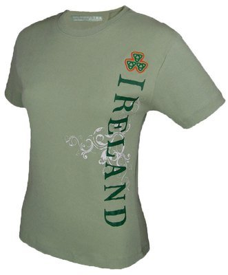 Ladies Side Print T-shirt