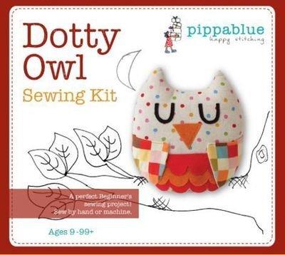 Sewing Kit - Dotty Owl