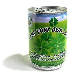 Grow your own luck