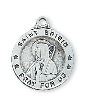 Saint Brigid Medal - 18