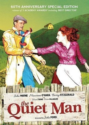 The Quiet Man 60th Anniversary DVD