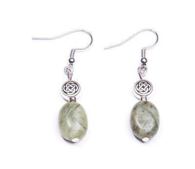 Oval Connemara Earrings