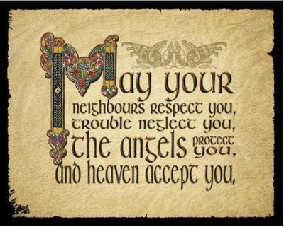 May Your Neighbors Respect You - Wall Hanging