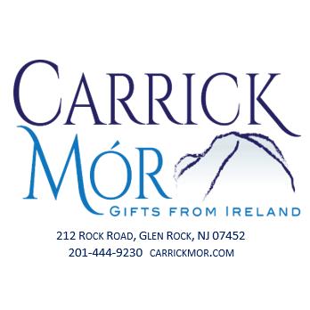 Carrick Mór Gift Certificate - $20