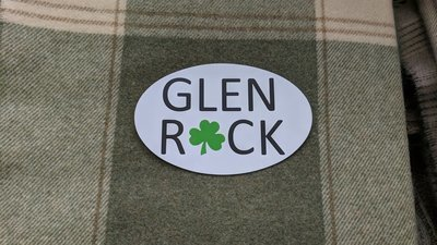 Car Magnet - Glen Rock