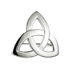 Trinity Knot Brooch