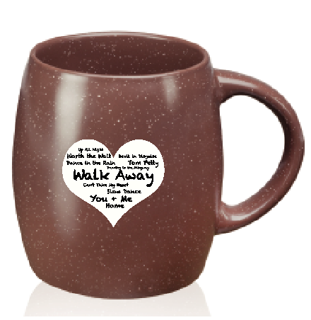 """Walk Away"" Limited Edition 19oz Mug"