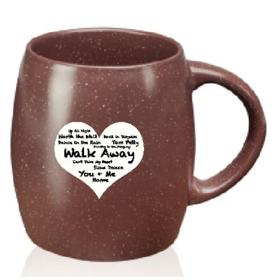 """""""Walk Away"""" Limited Edition 19oz Mug"""