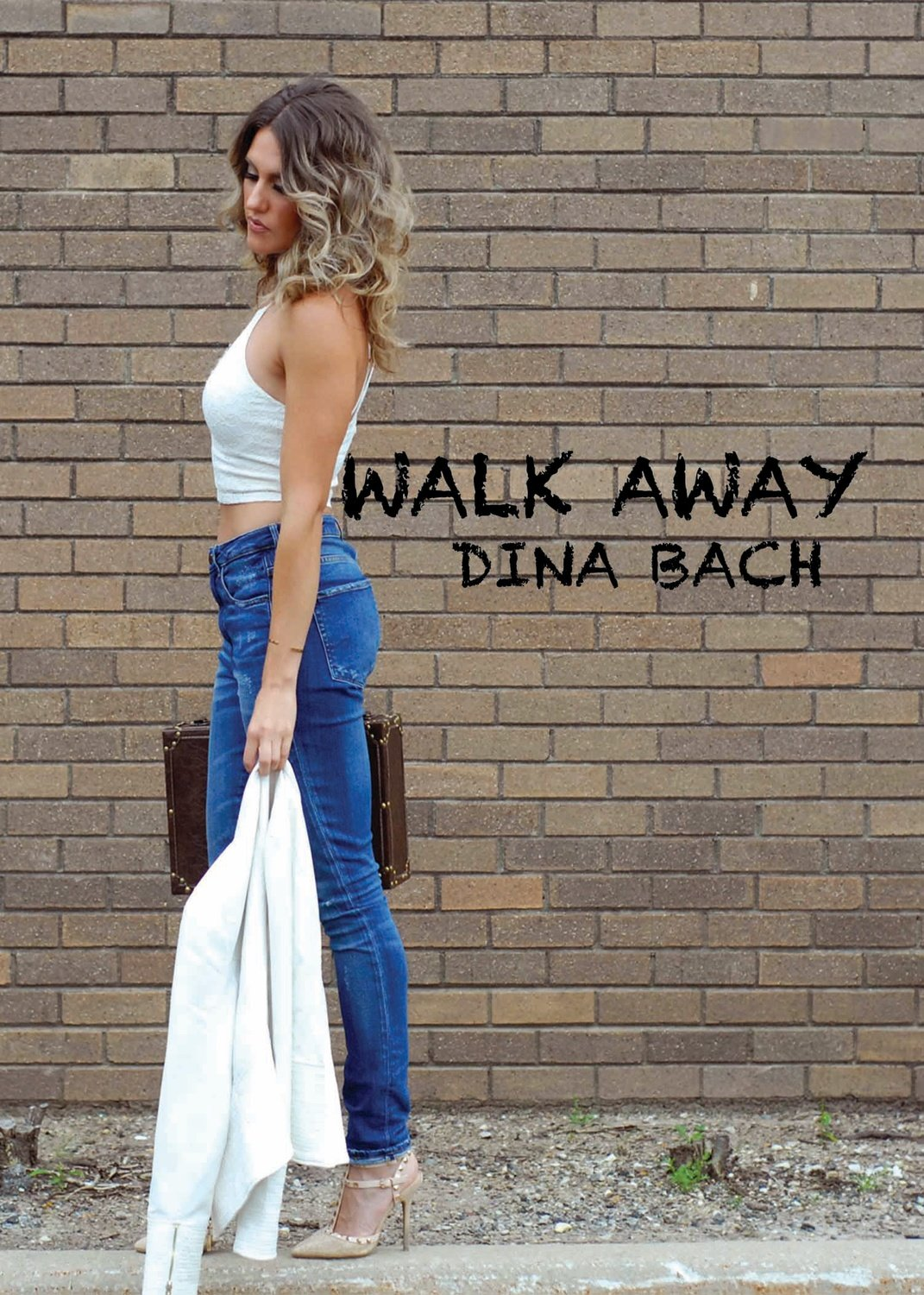 """""""Walk Away"""" 11x17 Autographed Poster"""