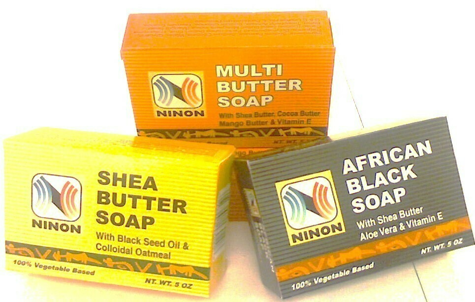 MULTI BUTTER SOAP